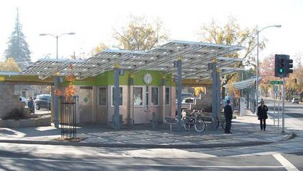 City Of Chico Chico Transit Center